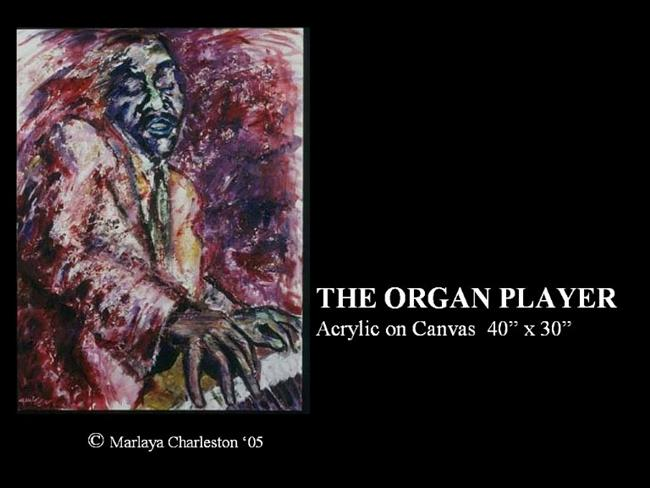The Organ Player